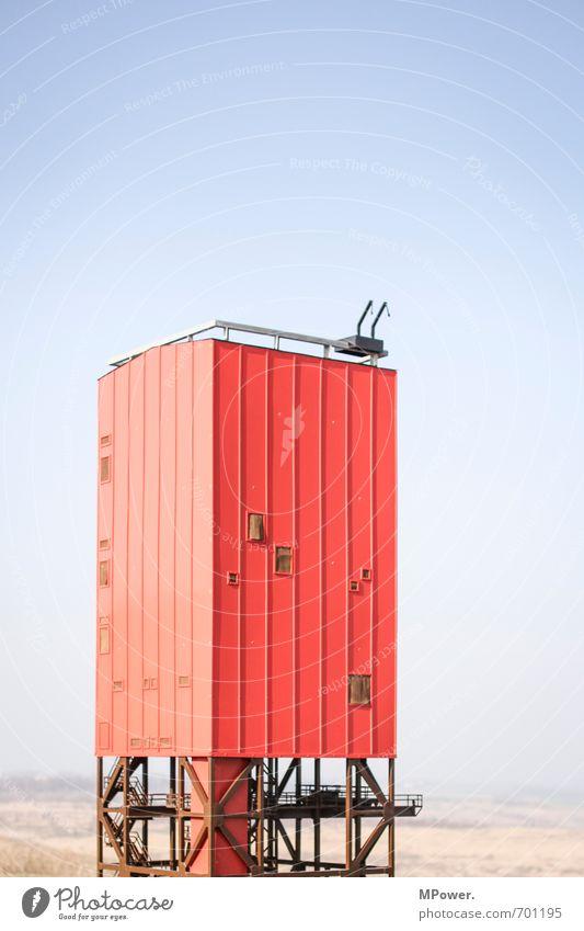 glück auf II blau Himmel (Jenseits) Energiewirtschaft Technik & Technologie Industrie Industriefotografie Maschine Umweltverschmutzung Bergbau Energiekrise