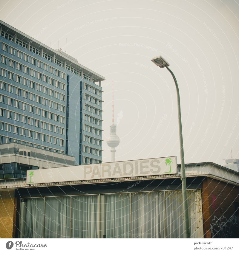 Nirwana Himmel Stadt Stil Glück Zeit Design Zufriedenheit Dekoration & Verzierung Schilder & Markierungen Klima Kreativität retro Grafik u. Illustration einzigartig Straßenbeleuchtung Glaube