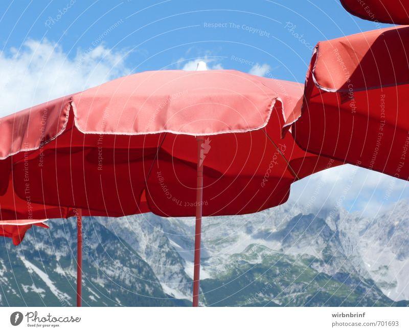 Terasse mit Aussicht..... Ferien & Urlaub & Reisen Tourismus Ausflug Ferne Berge u. Gebirge wandern Klettern Bergsteigen Natur Himmel Sommer Schönes Wetter