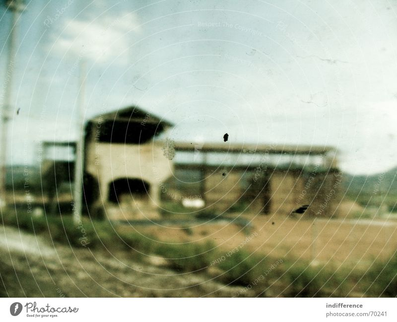 through the window serie Himmel Ferien & Urlaub & Reisen Industriefotografie Italien
