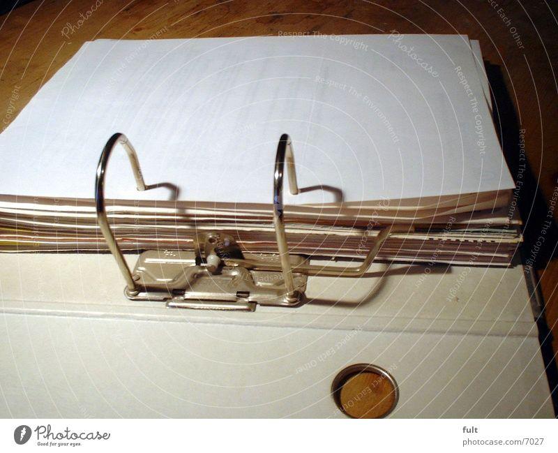 Ordner Papier Aktenordner