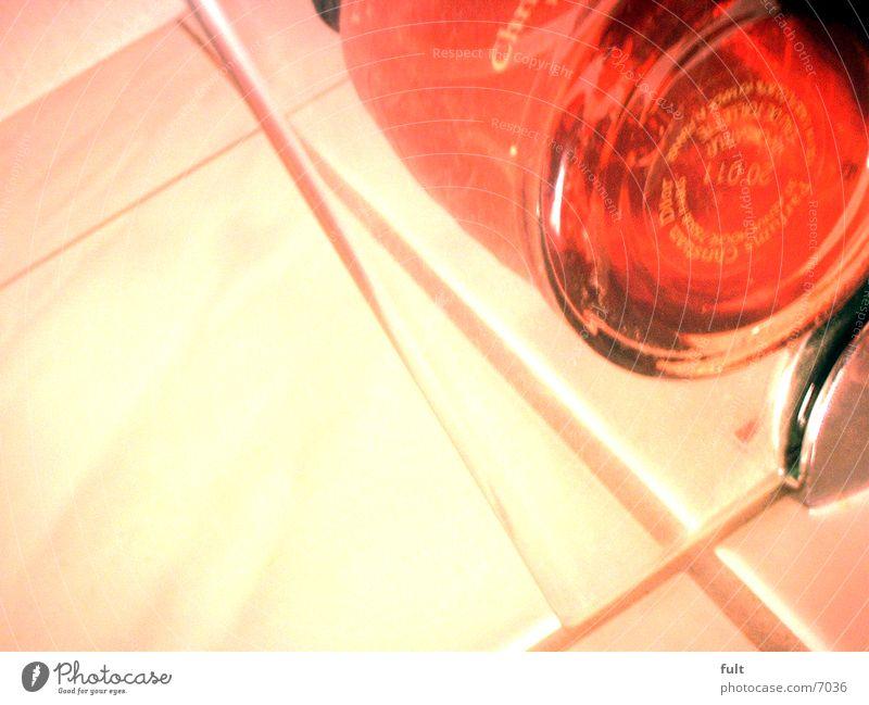 Fahrenheit rot Glas Dinge Aftershave