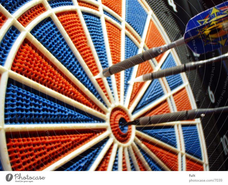 Dartscheibe Sport Pfeil Bulls-Eye Mitte