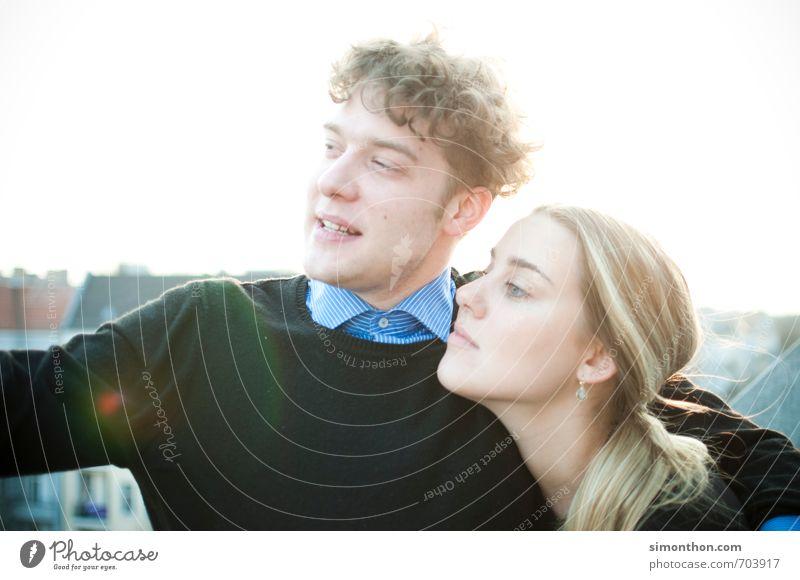 love Jugendliche Erholung Freude Leben Gefühle Liebe Glück Paar Freundschaft Zusammensein Familie & Verwandtschaft Lifestyle Warmherzigkeit Lebensfreude Romantik Kitsch