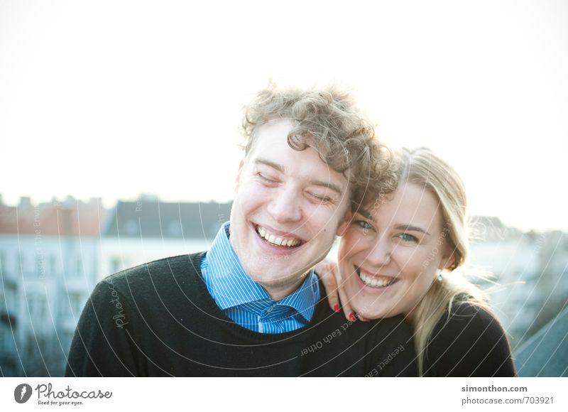 love Jugendliche Freude Erwachsene Leben Gefühle Liebe Glück Paar Freundschaft Zusammensein Familie & Verwandtschaft Warmherzigkeit Lebensfreude Netzwerk Vertrauen Zusammenhalt
