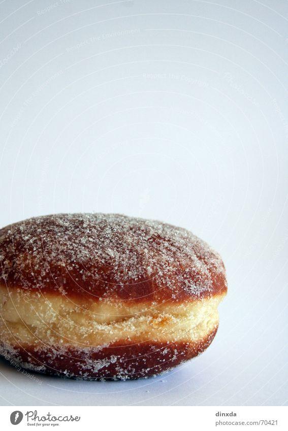 ick bin ein berliner Ernährung süß Süßwaren Zucker Backwaren Dessert Kalorie Bäckerei