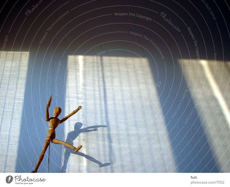Zeichenpuppe-1 Gliederpuppe Holz Tapete Körperhaltung Fototechnik Puppe Schatten