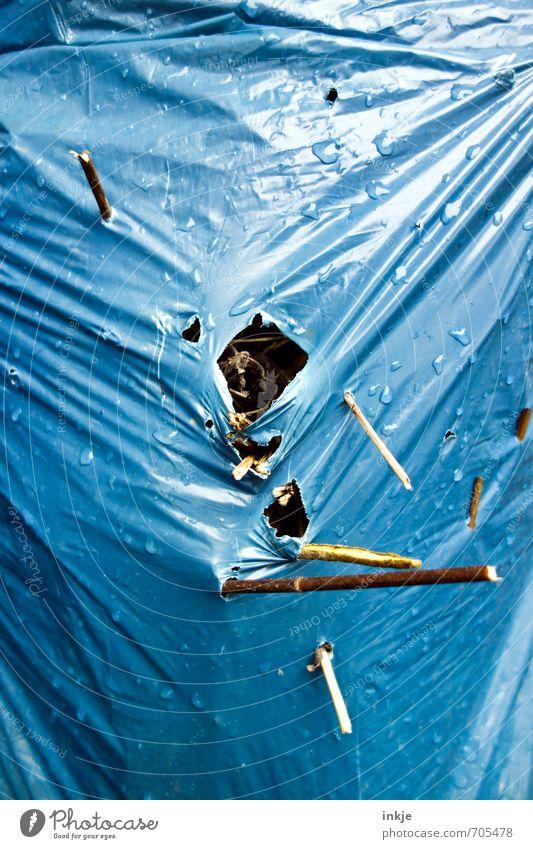 Volle Kraft voraus! Freizeit & Hobby Gartenarbeit Landwirtschaft Forstwirtschaft Ast Sack Müllsack Müllentsorgung Gartenabfall Biomüll Müllbehälter Holz