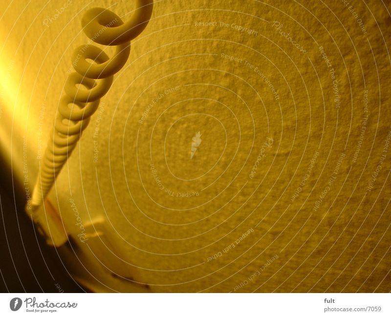 Telefonkabel-2 Kabel Telekommunikation Spirale
