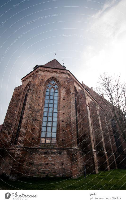 st. pauli Stadt Fenster Wand Architektur Mauer Gebäude Religion & Glaube Stein groß Tourismus Perspektive ästhetisch Kirche Baustelle historisch