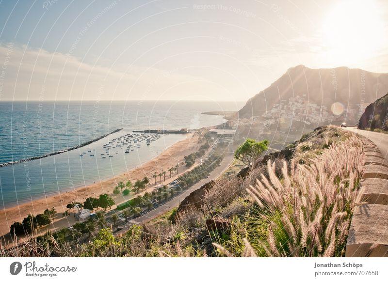 San Andrés / Teneriffa XXXVI Himmel Natur Ferien & Urlaub & Reisen Pflanze Sommer Sonne Meer Landschaft Strand Umwelt Berge u. Gebirge Reisefotografie Küste
