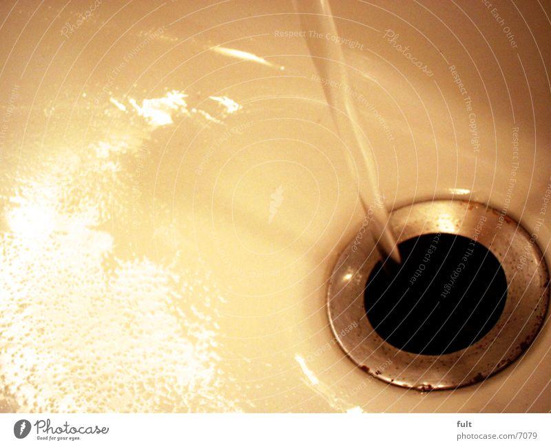 Abfluß2 Wasser Häusliches Leben Loch Abfluss Waschbecken
