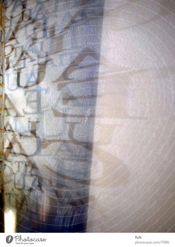 latte Papier Schriftzeichen Dinge Kaffee Typographie Latte Macchiato