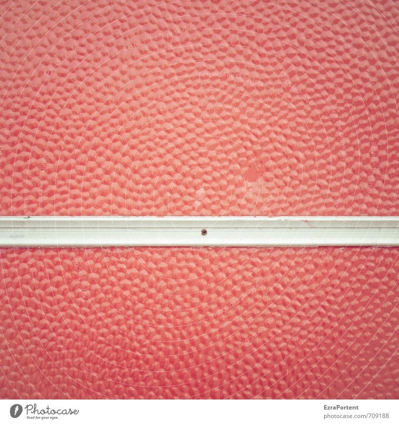 Rost punktuell Kunst Wohnmobil Wohnwagen Metall Kunststoff Zeichen Linie grau rot Design Schraube Strukturen & Formen Stil Hintergrundbild cover