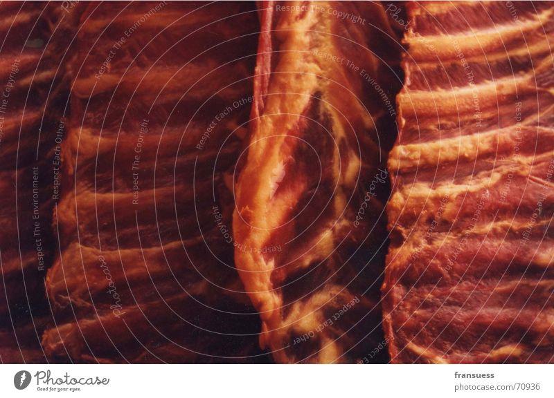 ich will fleisch rot Tod Spiegel Gewalt Fleisch Schwein Rind Schaufenster roh Metzger