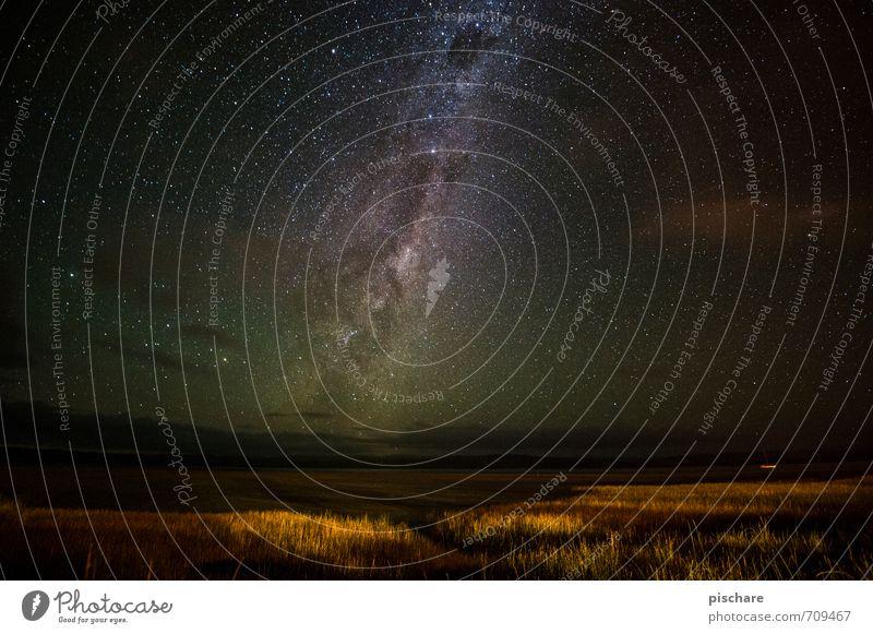 Milky Way Natur Ferien & Urlaub & Reisen schön Landschaft Ferne außergewöhnlich Zukunft fantastisch Stern Abenteuer Unendlichkeit Nachthimmel gigantisch