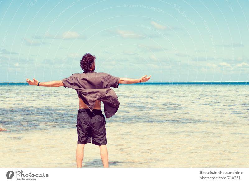 unfassbares Glück. Wellness Leben harmonisch Wohlgefühl Zufriedenheit Sinnesorgane Freizeit & Hobby Ferien & Urlaub & Reisen Tourismus Ausflug Abenteuer Ferne