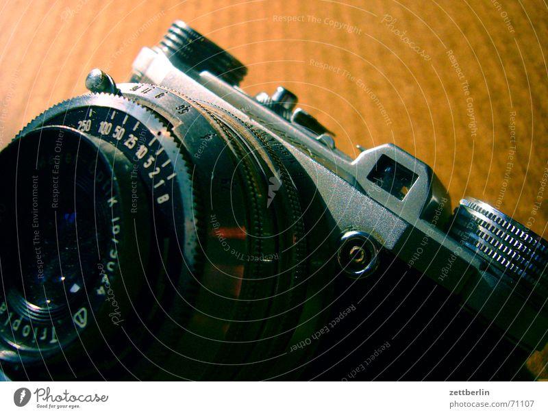 Altix Sechziger Jahre Oldtimer altix vebur trioplan meyer-optik altissa kleinbild but goldie