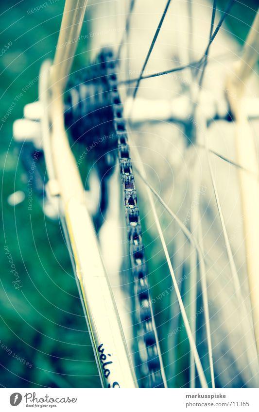 urbane mobilität - rennrad klassiker 1978 Lifestyle elegant Stil Design Sport Erfolg Fahrrad Rennrad klassisch retro Stadtleben Mobilität Gangschaltung Zahnrad