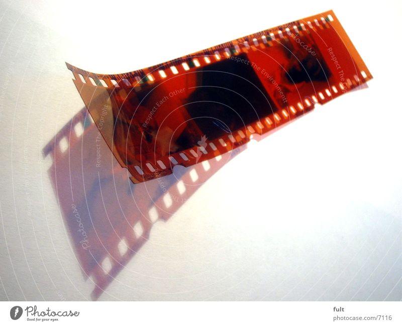 negativ Filmmaterial Dinge Statue