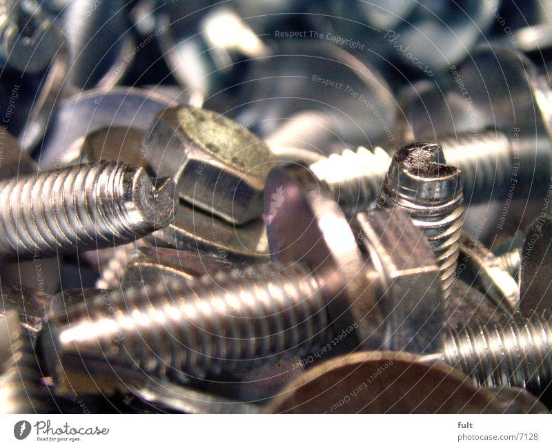 schrauben Stil Elektrisches Gerät Technik & Technologie Schraube Metall Drehgewinde