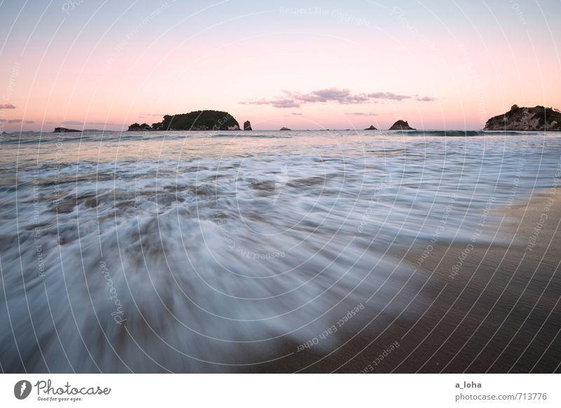 Before Sunset Himmel Natur Ferien & Urlaub & Reisen Wasser Sommer Meer Landschaft Wolken Ferne Strand Umwelt Bewegung Küste Sand Felsen Horizont