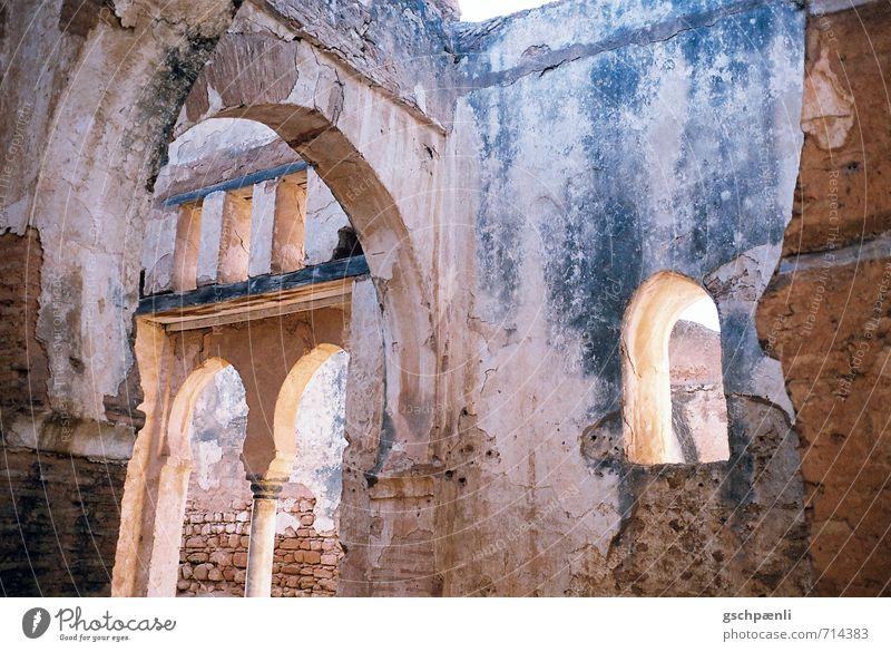Katakombe Ferien & Urlaub & Reisen Tourismus Ausflug Abenteuer Ferne Freiheit Sommer Innenarchitektur Architektur Kultur Schönes Wetter Wärme Dürre