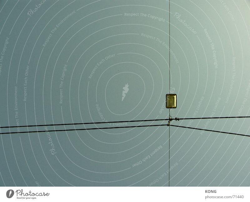linien Himmel Linie leer Elektrizität Leitung graphisch Straßenbahn Hongkong