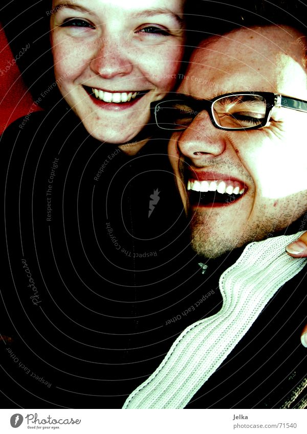 photoraver and me Mensch Frau Mann Ferien & Urlaub & Reisen Sonne Sommer Gesicht Erwachsene Auge Liebe lachen Glück Paar Freundschaft 2 Zusammensein