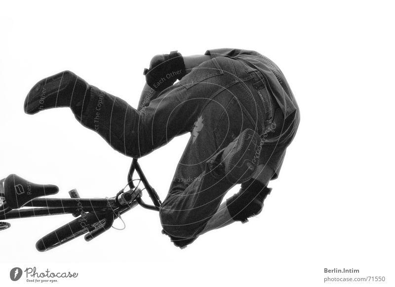 Street Style III weiß schwarz springen Stil Fahrrad BMX 2006