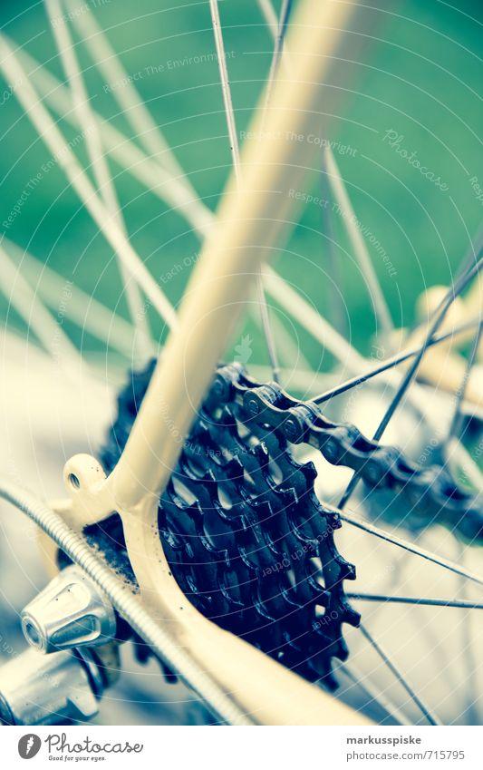 urbane mobilität - rennrad klassiker 1978 Stadt Freude Bewegung Stil Sport Lifestyle Design Freizeit & Hobby elegant Fahrrad ästhetisch genießen retro
