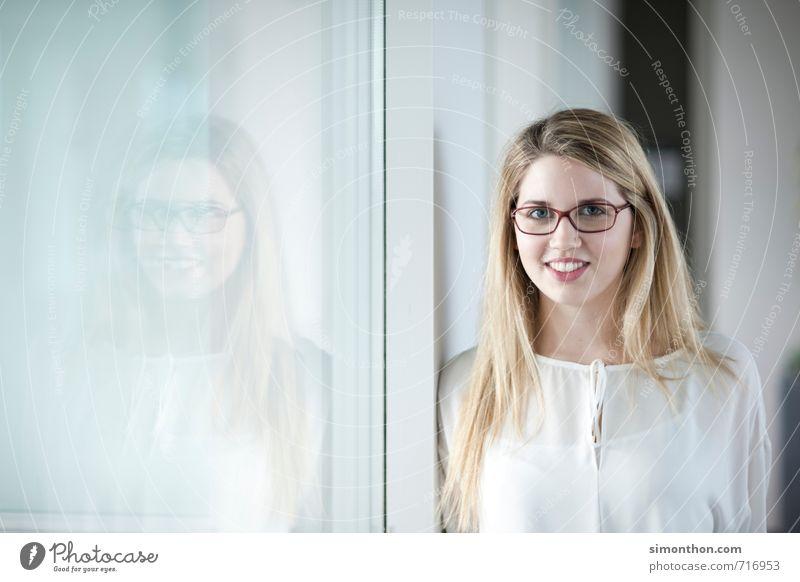 Office Berufsausbildung Azubi Praktikum Studium Student Prüfung & Examen Büroarbeit Business Karriere Erfolg Sitzung sprechen feminin 18-30 Jahre Jugendliche