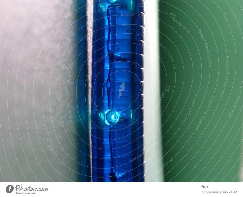 lichtschlauch grün blau Lampe Stil Dinge Kunststoff gekrümmt Lichtschlauch