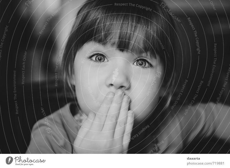 Mensch Kind schön Mädchen Freude Leben feminin Gesundheit Feste & Feiern Lifestyle glänzend Kindheit frei Erfolg verrückt frisch