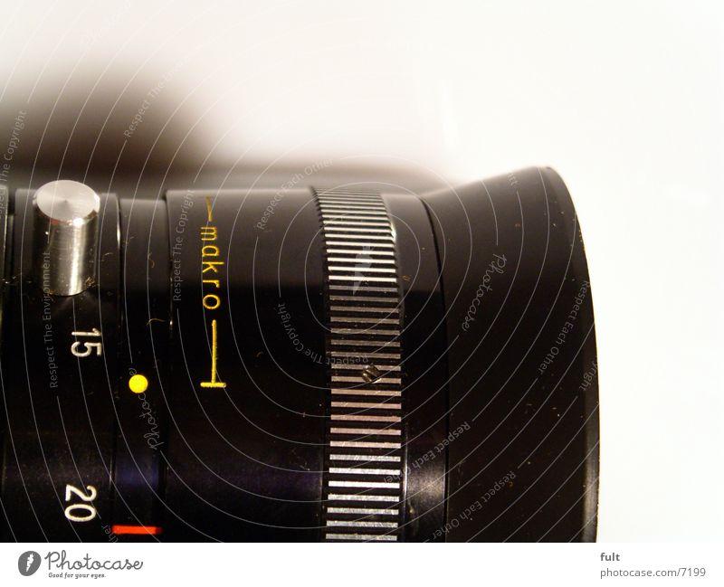 objektiv schwarz Fotokamera Entertainment Linse Objektiv Makroaufnahme