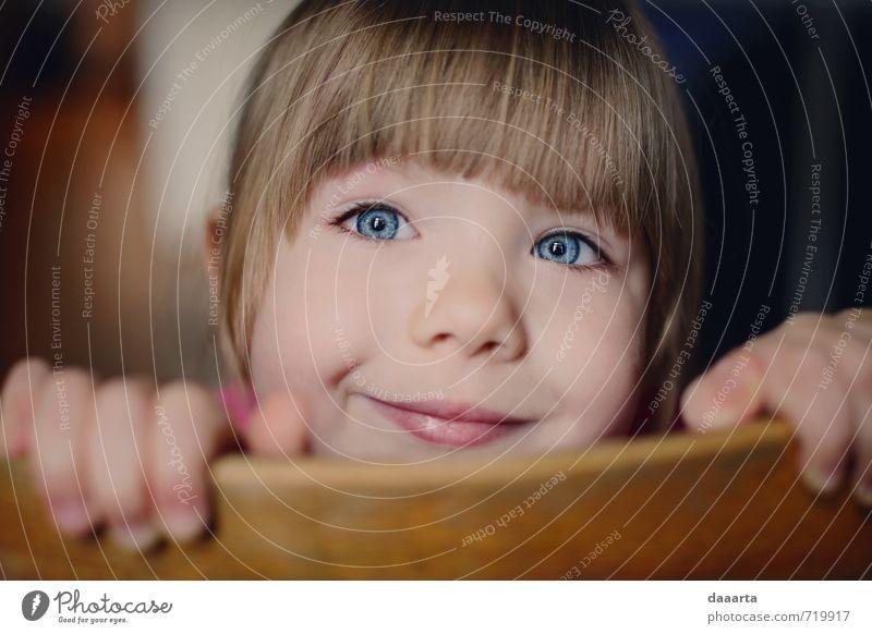 Kind Jugendliche schön Erholung Junge Frau Mädchen Freude Gesicht Wärme Leben Liebe feminin Spielen Gesundheit Freizeit & Hobby glänzend