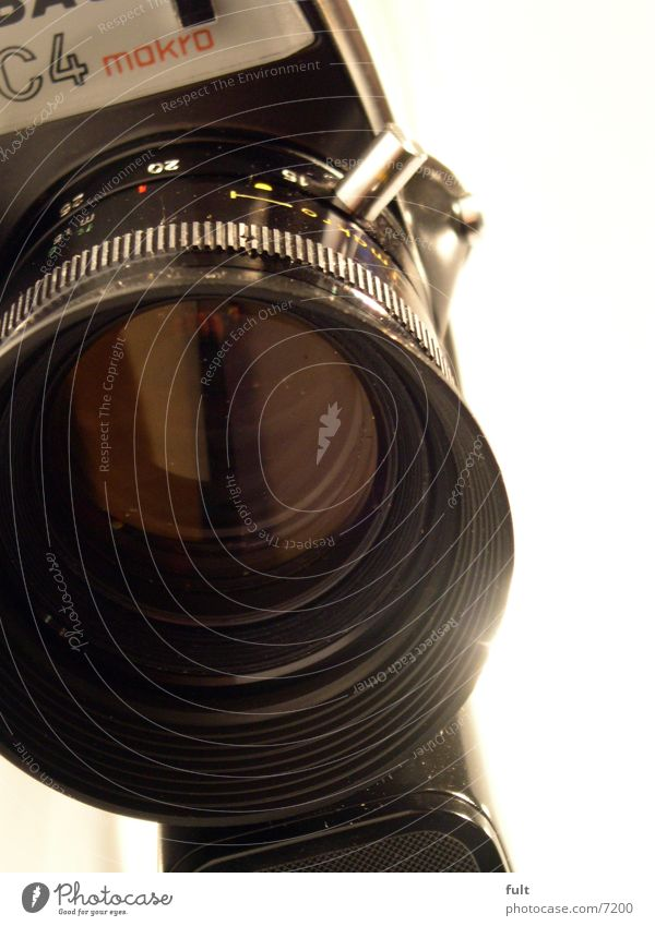 cam schwarz Fotokamera Entertainment Linse Objektiv