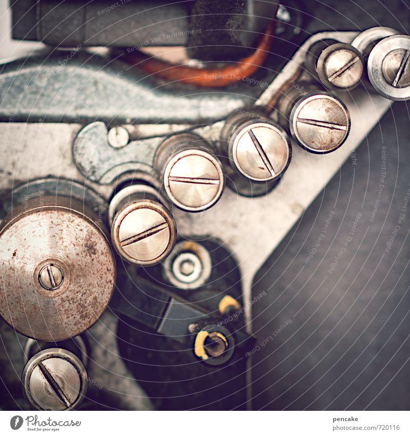 schrauberglück Bewegung Arbeit & Erwerbstätigkeit Technik & Technologie Metallwaren Kabel Team Filmmaterial Filmindustrie Kino wählen Schraube Unterhaltungselektronik