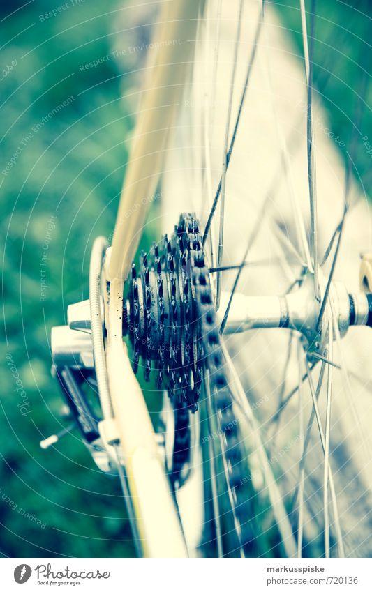 urbane mobilität - rennrad klassiker 1978 Lifestyle elegant Stil Design Sport Erfolg Fahrradfahren Maschine Rennrad klassisch liebhaber altehrwürdig