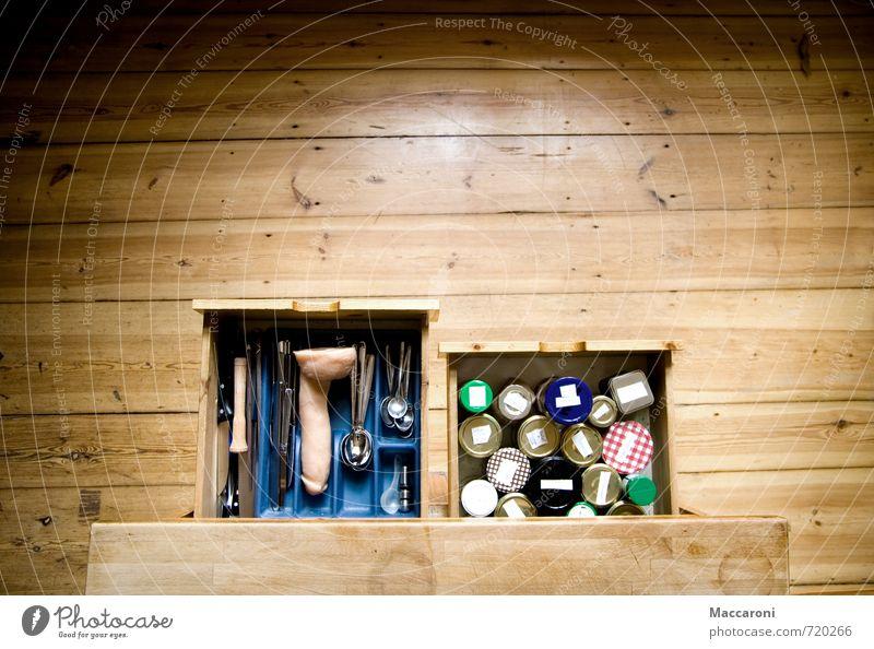 Cocking Erotik Liebe Holz außergewöhnlich Häusliches Leben ästhetisch Sex Küche Möbel exotisch bizarr Partner frech Verpackung Lust Scham