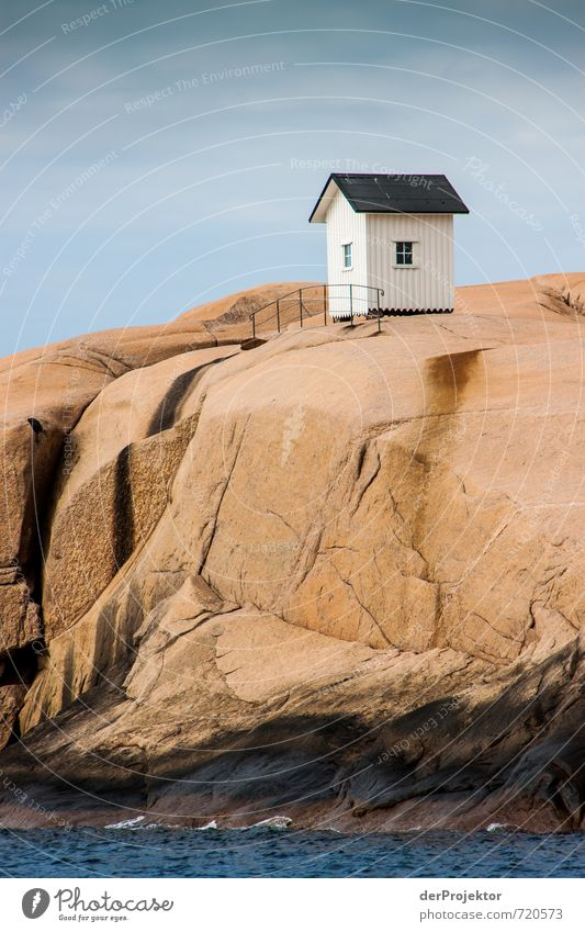 Haus ohne Meerzugang Freizeit & Hobby Ferien & Urlaub & Reisen Tourismus Ausflug Abenteuer Ferne Freiheit Umwelt Natur Landschaft Pflanze Urelemente Sommer