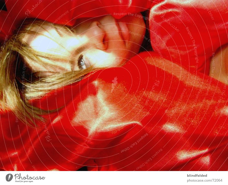 good morning sunshine rot Sonne Auge Irritation unordentlich aufwachen aufstehen verschlafen