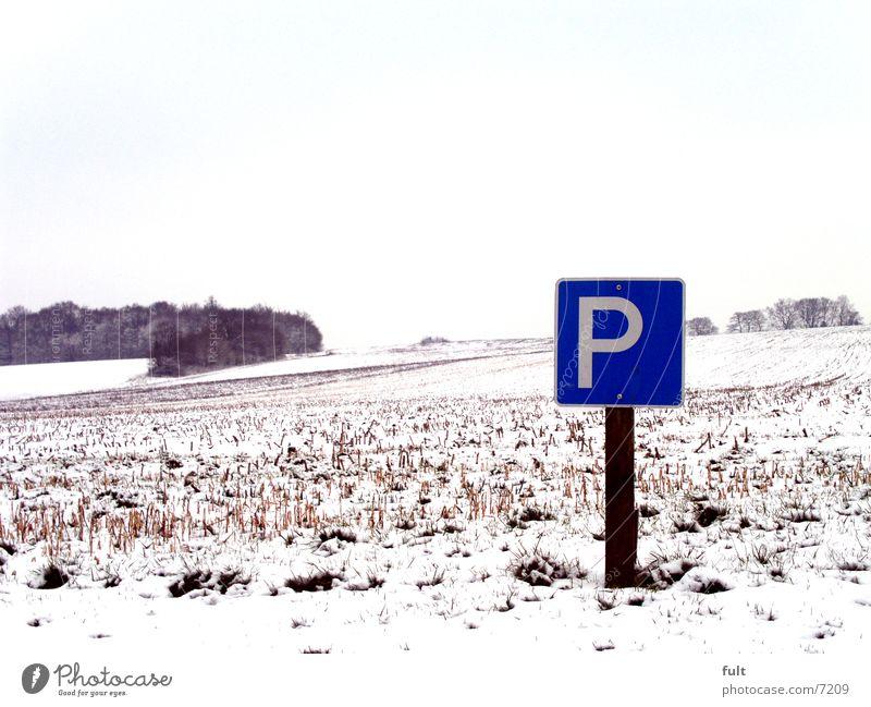 parken Ikon Feld Baum Winter Horizont Parkplatz kalt Berge u. Gebirge Schilder & Markierungen Schnee Landschaft Natur Frost