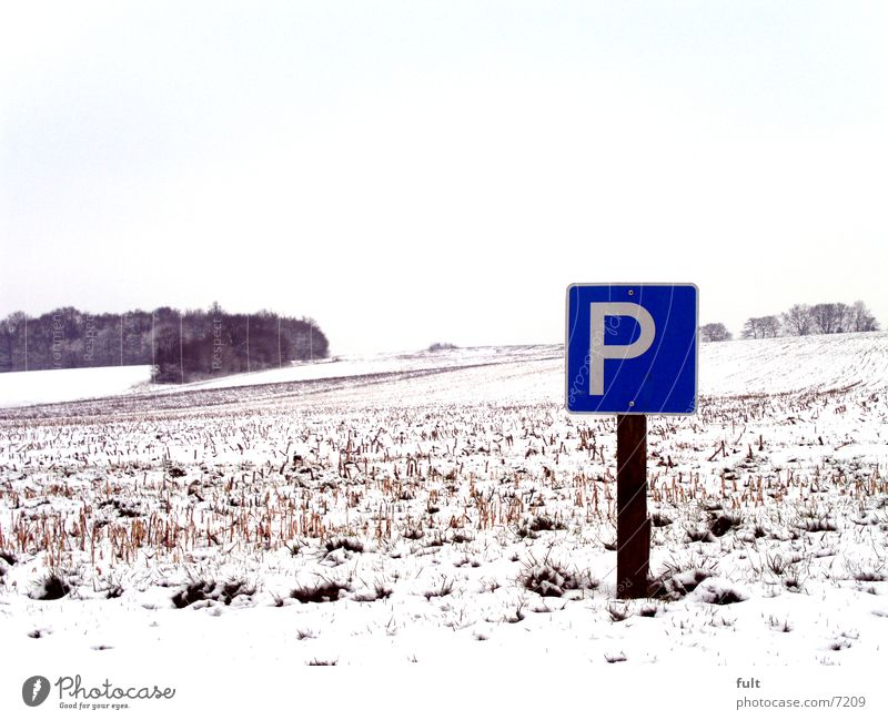 parken Natur Baum Winter Landschaft kalt Schnee Berge u. Gebirge Horizont Feld Schilder & Markierungen Frost Parkplatz Ikon
