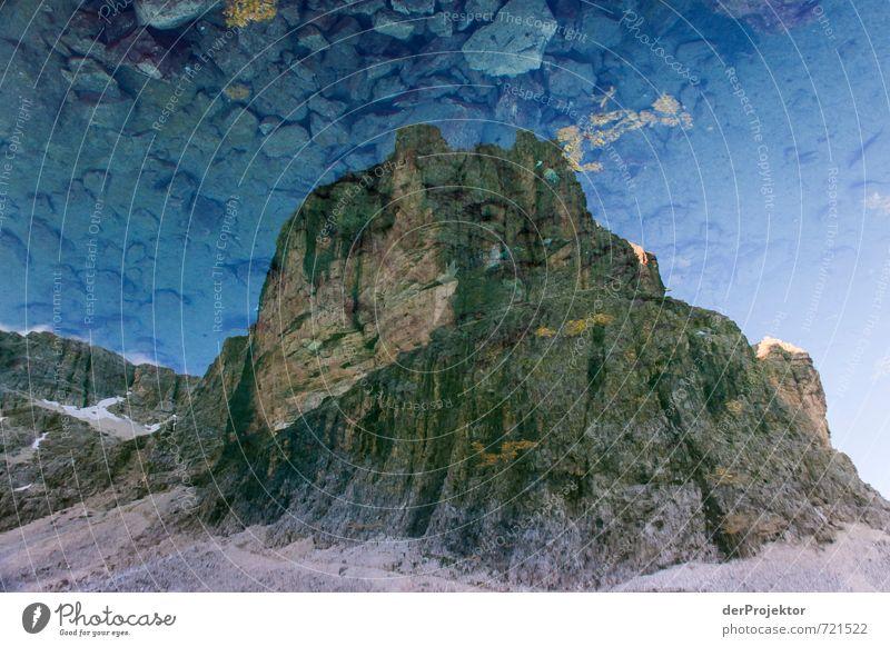 Steiniger Himmel Freizeit & Hobby Ferien & Urlaub & Reisen Tourismus Abenteuer Freiheit Berge u. Gebirge wandern Umwelt Natur Landschaft Pflanze Urelemente