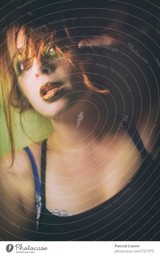 Nobody knows Mensch Frau Jugendliche schön 18-30 Jahre Erotik Erwachsene feminin Liebe Stil Haare & Frisuren Gesundheit Stimmung Party Lifestyle Körper