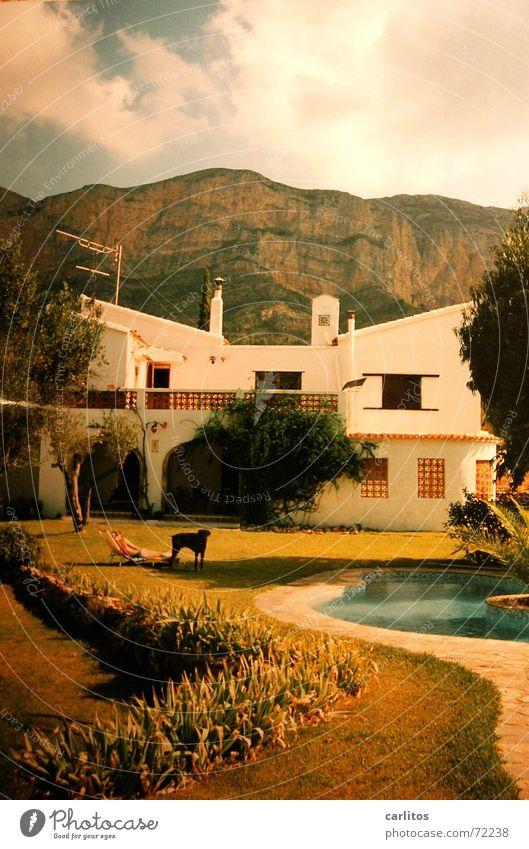 Javea '94 Sonne Sommer Ferien & Urlaub & Reisen Schwimmbad Spanien Haus Ferienhaus Costa Brava