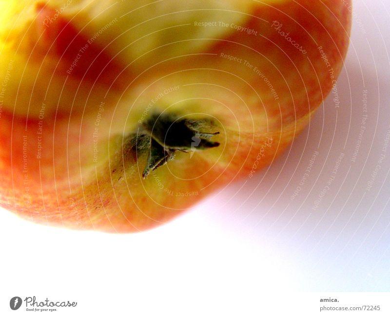 lecka.... schön weiß grün rot gelb orange Apfel