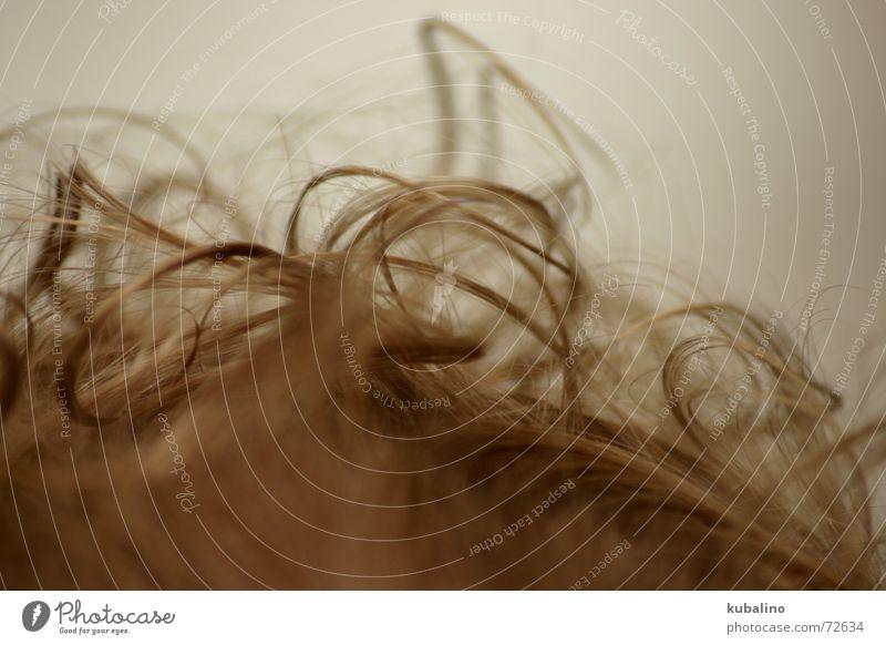 Löckchen Haare & Frisuren Kopf Locken