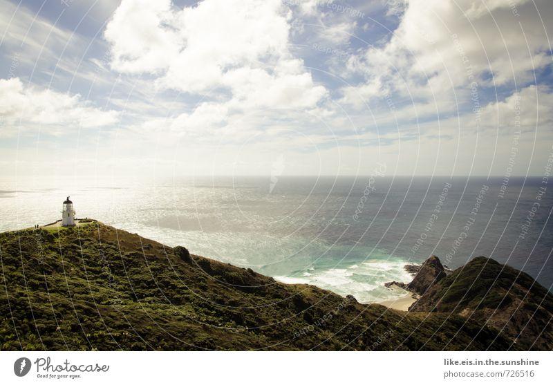 erinnerungen für john,pischare&princessa Ferien & Urlaub & Reisen Sommer Meer Einsamkeit Erholung Landschaft Ferne Küste Freiheit natürlich Felsen Wellen